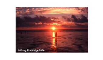 Doug Rucklidge - Sunset Cornwall