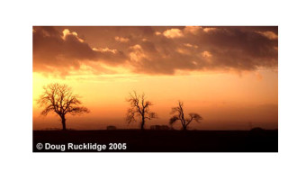Doug Rucklidge - Yorkshire Sunset