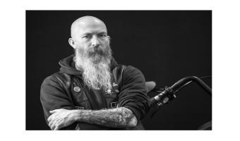 Hairy Biker by David Walker