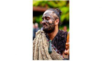 John Boyd - Maori Chief