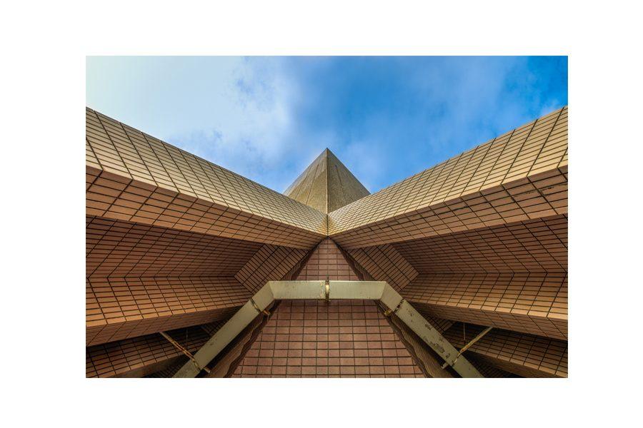 John Boyd - Cultural Centre Symetry