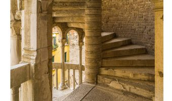 Architecture - Palazzo Bovolo Staircase by Ian Nichols