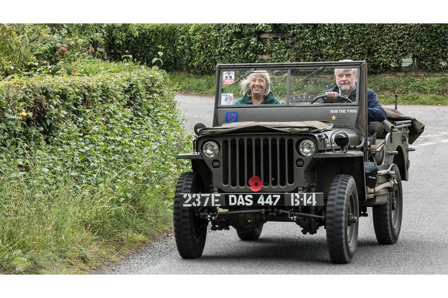 Bruce Clegg - Jeep