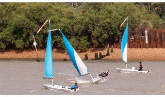 Bruce Clegg - Sailing