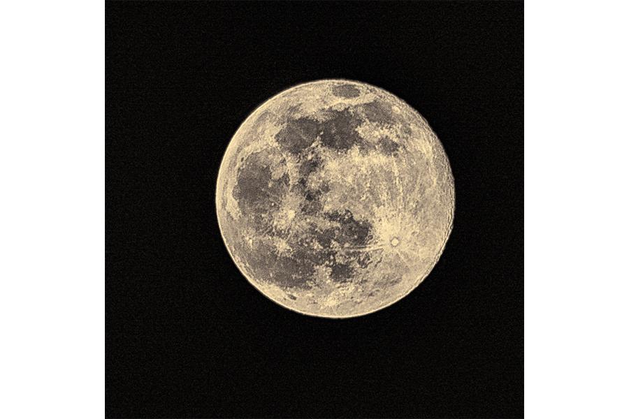 Bruce Clegg - Snow Moon 2021